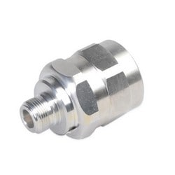 "FXL-780 N TYPE FEMALE EZFIT   SMOOTHWALL ALUMINIUM 7/8""     STRAIGHT CONNECTOR"