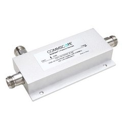 Air Dielectric Directional Coupler, 20 DB, 698-2700 MHZ N, -160 DBC