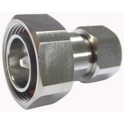 7-16 DIN Male To 4.3-10 Male Low-pim Adapter