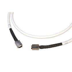 MRJ21 Cable Assembly CAT5E U/F/ UTP 180 Degree Backshell, 7.0Mwhite