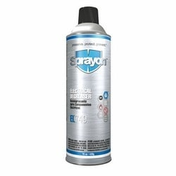 Sprayon Electrical Degreaser - Aerosol