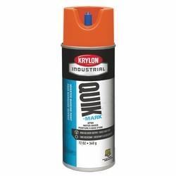Quik-Mark Water-Based Inverted Marking Paint, APWA Brilliant Orange