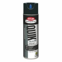 Quik-Mark Solvent-Based Inverted Marking Paint, Asphalt Black