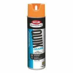 Quik-Mark Water-Based Inverted Marking Chalk, APWA Orange Chalk