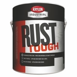 Rust Tough Acrylic Alkyd Enamel, Safety Red (OSHA)