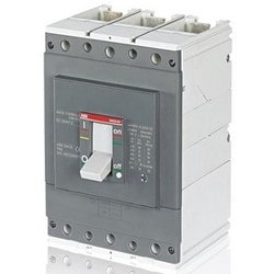 Molded Case Circuit Breaker, Thermal Magnetic, 550 Volt AC, 250 Volt DC, 400 Ampere, 3-Pole, 139.5 MM Width x 103.5 MM Depth x 205 MM Height
