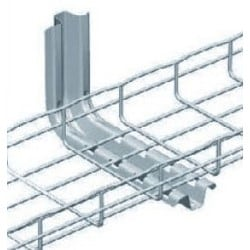 Cable Tray Profile Cantilever Arm, Pre-Galvanized, 130 Kilogram Load, For 100 MM Width Cable Tray