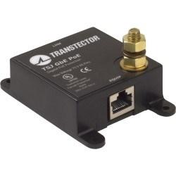 TSJ Ethernet, 10/100 base T, RJ45, toutes les broches, 22V pince