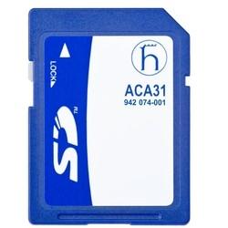 Configuration automatique, adaptateur carte SD avec 512 Mo