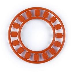 Modular Faceplate Icon Ring, Orange