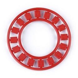 Modular Faceplate Icon Ring, Red