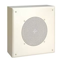 8 in. cone surface-mounted speaker