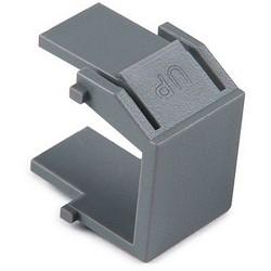 Blank Module, ABS 94V-0, Gray