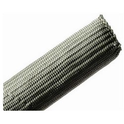 "Nomex(R) High Temperature Woven Sleeving, 1.0"" Dia, GN"