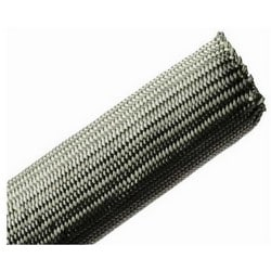 """Nomex(R) High Temperature Woven Sleeving, 1.25"""" Dia, GN"""