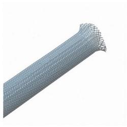Helagaine Braided Sleeving, 6 mm Dia, PA66,GY