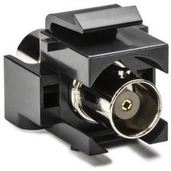 BNC Connector Module, Black
