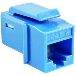 GST Category 6 UTP Modular Keystone Jack, Blue