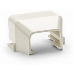 """Reducer 1.25"""" to .75"""" (TSRP2 to TSRP1), PVC, Office White"""