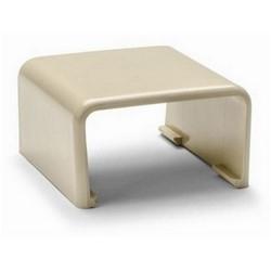 """Splice Cover, 1.75"""", PVC, Ivory"""