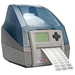 Thermal Transfer Printer, 600 DPI, Gray