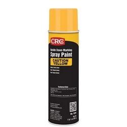 Upside Down Marking Paints-Caution Yellow, 17 Wt Oz