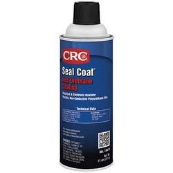 Seal CoatRed Urethane Coating, 11 Wt Oz