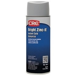 Bright Zinc-It Instant Cold Galvanize, 13 Wt Oz