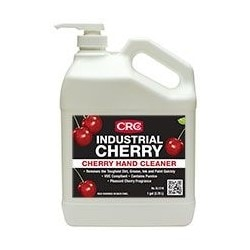 Industrial Cherry Hand Cleaner w/Pumice, 1 Gal