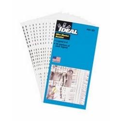 Wire Marker Book, 46-90