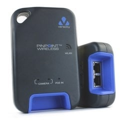 PINPOINT POE-Powered IP Camera Installation Tool, Wireless Link, Smart Spp