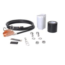 Sureground Grounding Kit For 1/2 In Corrugated Coaxial Cable