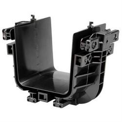 FiberGuide Fiber Management Systems; FiberGuide Product Line System: 4x4 System Junction Type: Snap-Fit Color: Black
