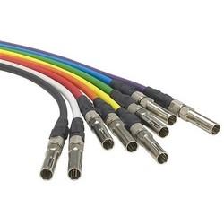WECO Midsize Plug To Midsize Plug, 0.93 M, Green