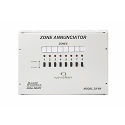 Eight Zone Annunciator