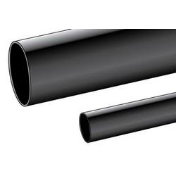 FIT Wire Management - Tubing, PVC, 50 FT, Black