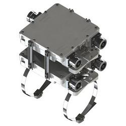 OneBase(tm) Twin Diplexer, DCS 1800/UMTS 2100, AISG c, dc Pass-through Band 1 and 2