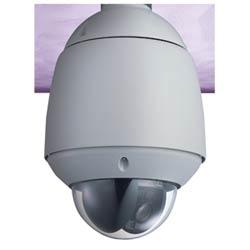 Outdoor PTZ combination dome camera