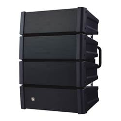 Speaker, variable directivity, black