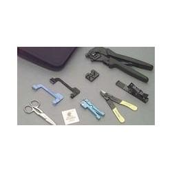 Trousse d'outils pour les connecteurs LightCrimp Plus ST/SC, sans microscope