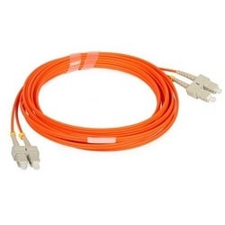 Fibre Multimode 50 conduire 2,5 Tz SC/PC-SC/PC
