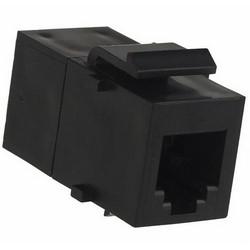 Adaptateur modulaire en ligne pour 8 Position 8 conducteur Non indexé