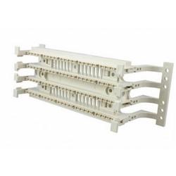 Wiring Blocks; Wiring Block 110Connect Series Mount Type: Wall/Backboard 100 Pairs Mount Retention Type: Mounting Legs