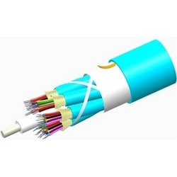 Riser Distribution Cable, 96 fiber multi-unit with 12 fiber subunits
