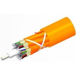 Plenum Distribution Cable, 48 fiber multi-unit with 12 fiber subunits