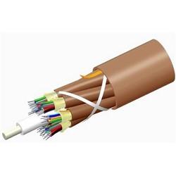 Plenum Distribution Cable, 72 fiber multi-unit with 12 fiber subunits