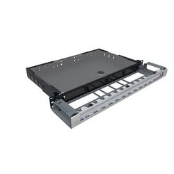 SYSTIMAX 360G2 Modular Cassette Shelf, Fixed, 1U