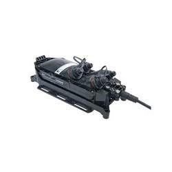 Veste de RG-6 Type 95 % tresse Non-Plenum Broadcast câble Coaxial, noir, bobine ft 1000 (305 m)