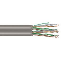 Ultra II 5524M câble U/UTP de catégorie 5e, plénum, veste bleue, comte de 8 paires, longueur de 1000 pieds de 305 m, touret