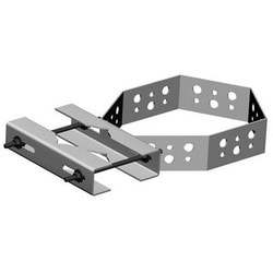 Cluster Support Bracket, 2 in to 5 in OD round member attachment